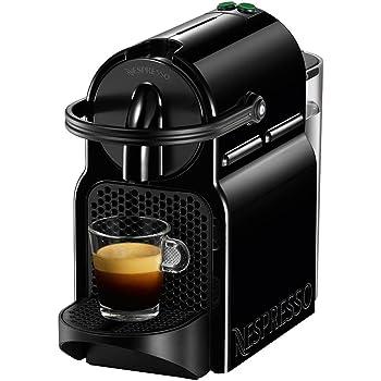 Nespresso D40-US-BK-NE Inissia Espresso Maker, Black (Discontinued Model)