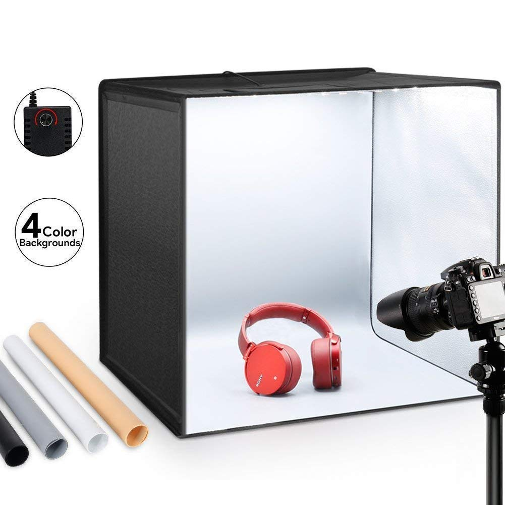 ESDDI Adjustable Brightness Professional Photography