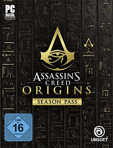 Assassin's Creed Origins - Season Pass [PC Code - Uplay]