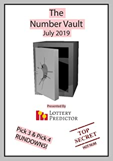 The Number Vault July 2019: A Lottery Tip Sheet