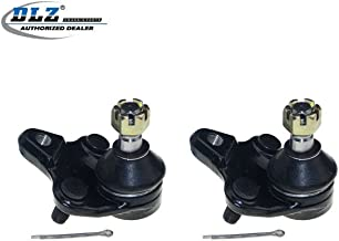 DLZ 2 Pcs Front Lower Ball Joints Compatible with 2000-2005 Toyota Celica, 1996-2008 Toyota Corolla, 2001-2003 Toyota Prius, 2001-2005 Toyota Rav4