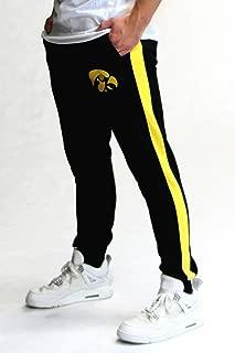 Twin Vision Activewear Iowa Hawkeyes NCAA Men's Fleece Jogger Pant