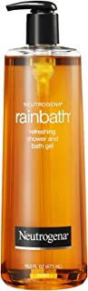 Neutrogena Rainbath Refreshing Shower And Bath Gel, Brown, 473 ml