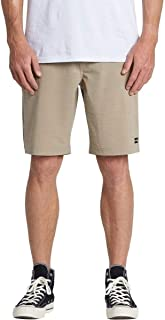 BILLABONG Men's Crossfire Slub Hybrid Walkshort Casual Shorts