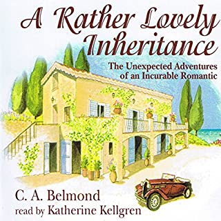 A Rather Lovely Inheritance audiobook cover art