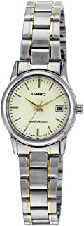 Casio LTP-V002SG-9A For Women- Analog, Dress Watch