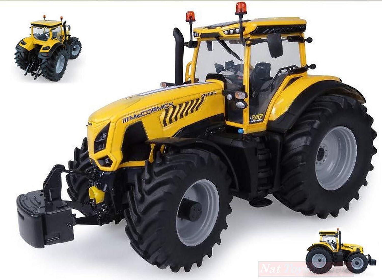 buscando agente de ventas Universal Hobbies UH5211 MC CORMICK X8.680 VT-Drive VT-Drive VT-Drive amarillo 1 32 Die Cast Model Compatible con  nuevo sádico