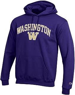 Elite Fan Shop NCAA Men's Team Color Hoodie Sweatshirt Arch