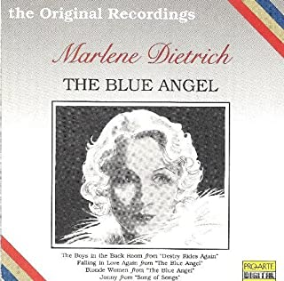 Blue Angel by Dietrich, Marlene (1993-01-29)