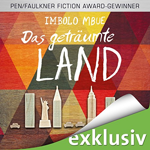 Das geträumte Land audiobook cover art