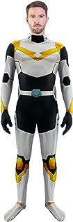 Gesikai01 Men's Voltron Cosplay Costumes Paladin Armor Costume Shiro Keith Lance Pidge Hunk Bodysuit