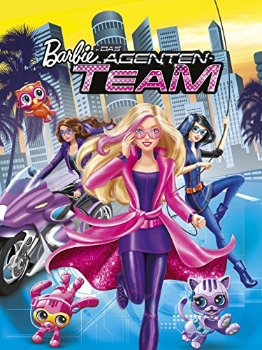 Barbie in: Das Agenten-Team [dt./OV]