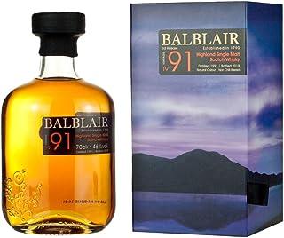 BALBLAIR 1991 3rd [ ウイスキー イギリス 700ml ]