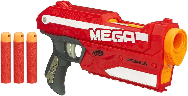 echa un vistazo a los más baratos NERF N-Strike Elite Mega Mega Mega Magnus  precios razonables