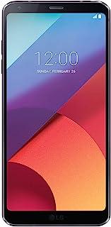 LG G6 H870 Single Sim 32Gb 5.7 Inch Factory Unlocked 4G Lte Smartphone International Version With No Warranty Astro Black