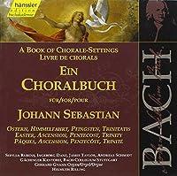 A Book Of Chorale-easter, Ascension: Rilling / Bach Ensemble, Stuttgart