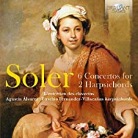 Solor: 6 Concertos for 2 Harpsichords