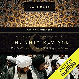 The Shia Revival audiobook cover art
