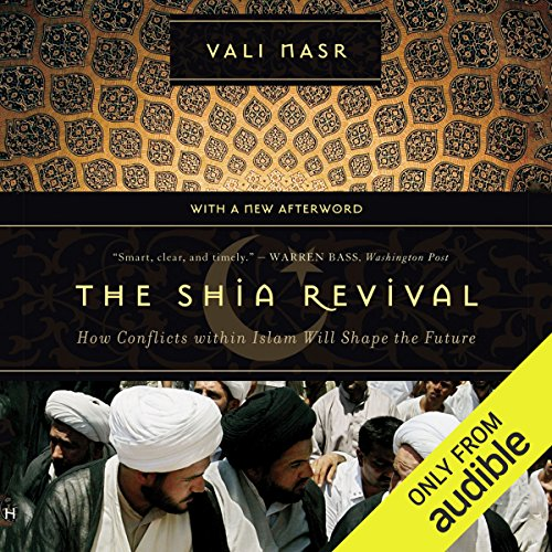The Shia Revival audiobook cover art