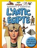 L'antic Egipte (Petits & Grans quaderns d'adhesius)