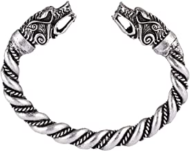 copper torque bracelet