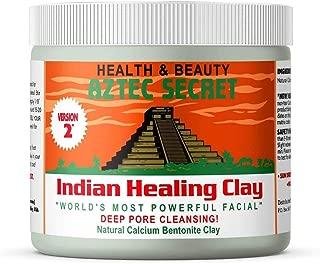 Aztec Secret Indian Healing Clay Deep Pore Cleansing Facial & Healing Body Mask, 1 Lb