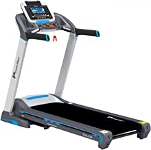 Powermax Fitness TDA-350 (6 HP Peak Motor) with 3 years warranty. Automatic Treadmill (Free Installation Service) - Foldab...