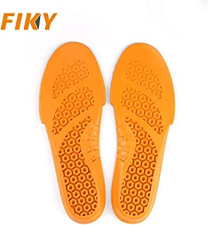 FIKY Synthetic Sole Anti-Fatigue Technology Replacement Insole