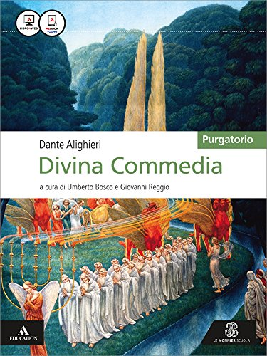 Divina Commedia. Per le Scuole superiori. Con e-book. Con espansione online. Purgatorio (Vol. 2)
