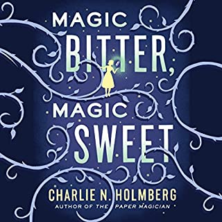 Magic Bitter, Magic Sweet cover art