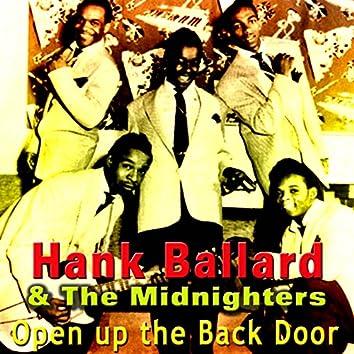 Open up the Back Door