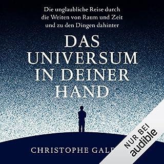Das Universum in deiner Hand Titelbild