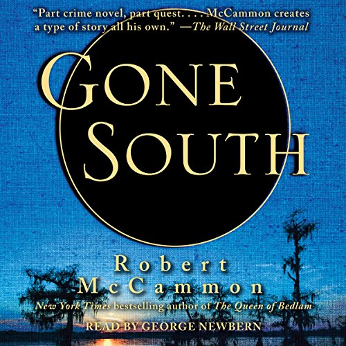 Gone South audiobook cover art