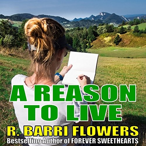 A Reason to Live audiobook cover art
