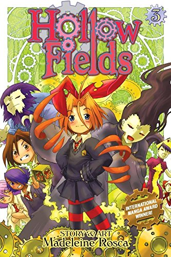 Hollow Fields Vol. 3 (English Edition)