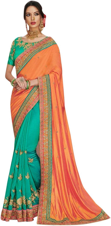 Bridal Ethnic Bollywood Collection Saree Sari Ceremony Bridal Wedding 860 10