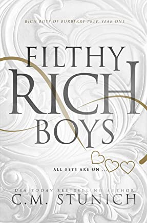 Filthy Rich Boys: A High School Bully Romance (Rich Boys of Burberry Prep Book 1) (English Edition)