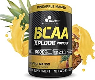 BCAA Powder - BCAAS Amino Acids - Amino Acid Supplements - BCAA Energy - Essential Amino Acids - BCAA Amino Acids - L-Glut...