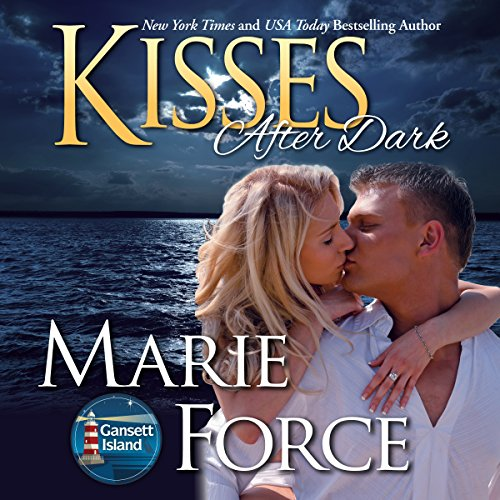 Kisses after Dark audiobook cover art