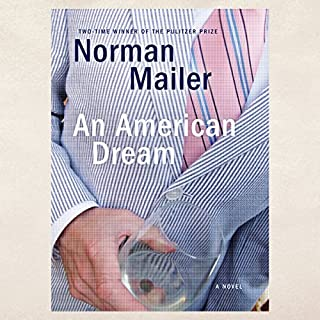 An American Dream audiobook cover art