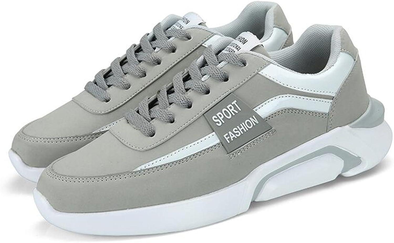 Feifei herrar skor Springaa och och och Autumn Movemänt Leisure mode Tide skor 3 Färg s (färg  02, Storlek  EU39  UK6  CN39)  kreativa produkter