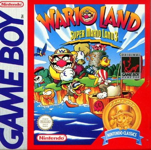 Super Mario Land 3 - Wario Land