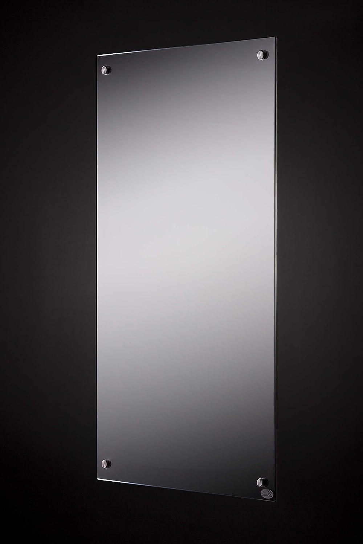 Infrarotheizung Spiegel ohne Rahmen