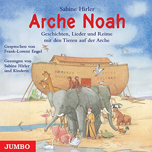 Arche Noah Titelbild