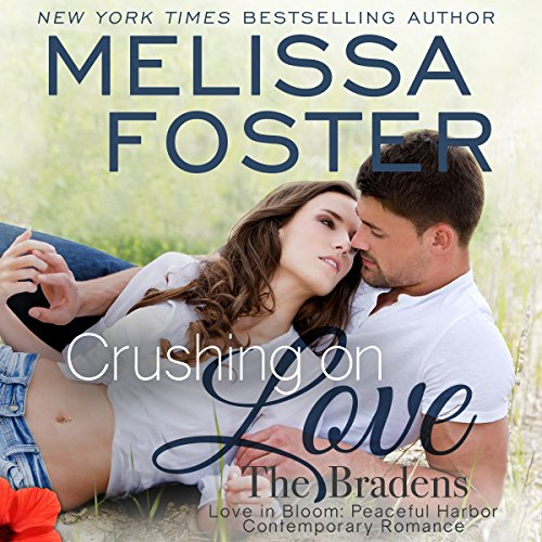 Crushing on Love audiobook cover art