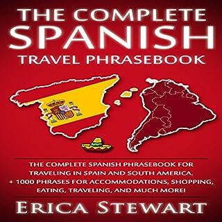 Spanish Phrasebook cover art