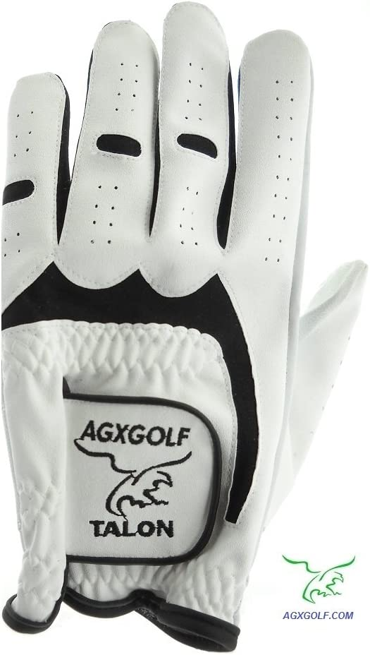 AGXGOLF One Free Shipping New Dozen Popularity Sure Grip Golf Intech Leather Gloves Cabretta