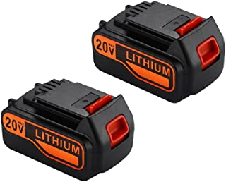 Masione - Batería de repuesto recargable para taladro eléctrico inalámbrico