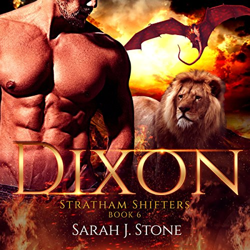 Dixon  audiobook cover art