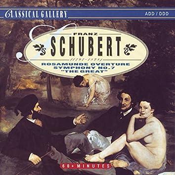"Schubert: Rosamunde Overture - Symphony No. 7 ""The Great"""